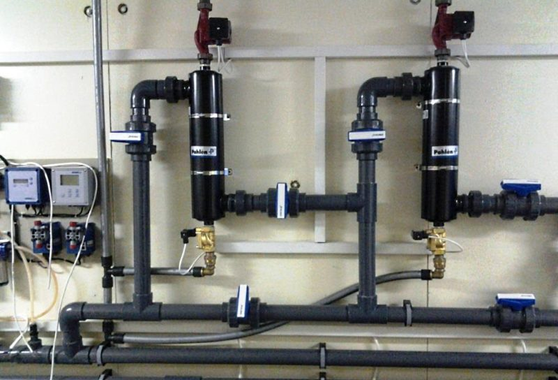 Система для подогрева воды