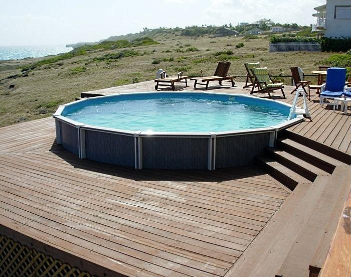 простой бассейн