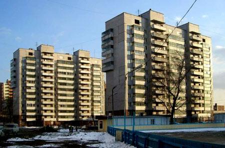 12ти этажный дом