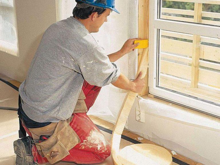 Как утеплить окно в садовом доме