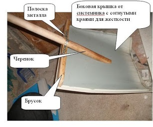 создание лопаты в домашних условиях
