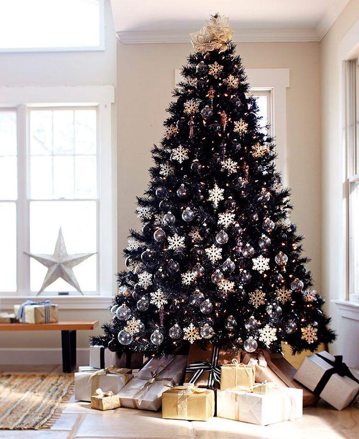 дизайнерские новогодние елки фото потому что