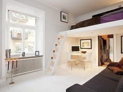 двухэтажная комната