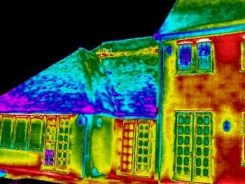 тепловизионное обследование здания