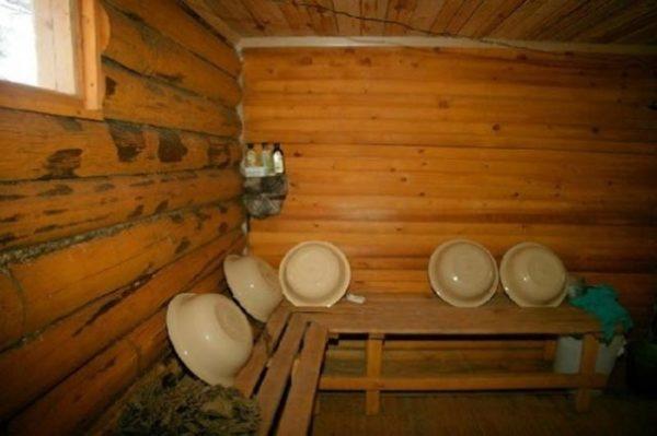деревянные лежаки