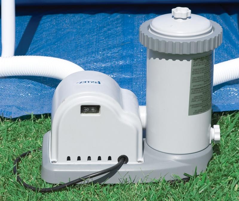 Песочный фильтр для очистки воды