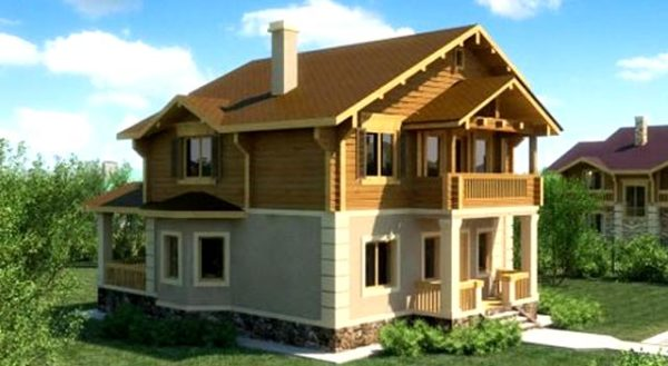 конструкция дома
