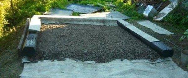 бетонирование шпал