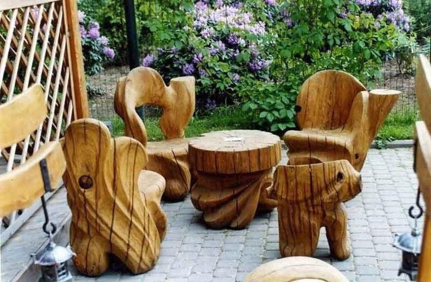 Фотографии деревянные изделия для дачи в находке