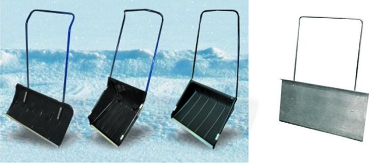 Как сделать скрепер для снега