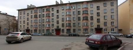 сталинский дом послевоенного периода