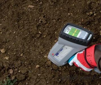 анализ почвы и грунта