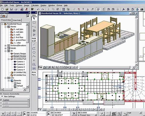 проектирование и планировка кухни онлайн как ее сделать