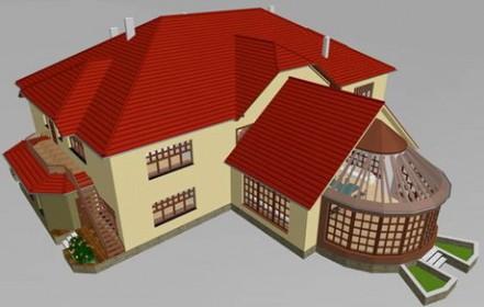 программа для проектирования домов arcon eleco