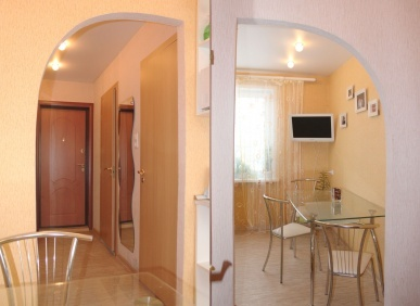 арки для вход на кухню