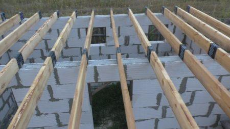 крыша закладка
