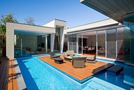 дом бассейн терраса