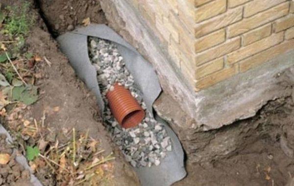 конструкция утепления труб