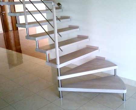 больцовая лестница