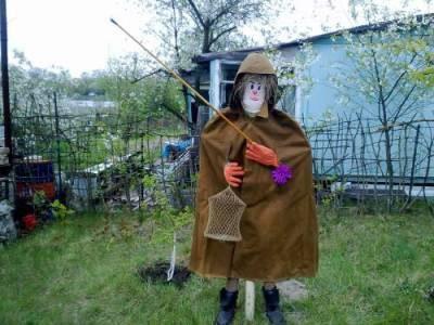 огородное пугало