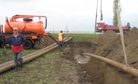 подключение дома к системе центрального водоснабжения