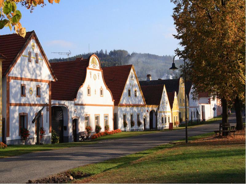 Дом в чехии фото