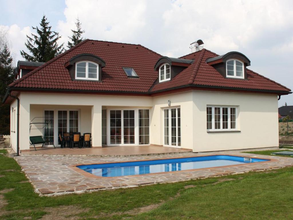 чешский одноэтажный дом