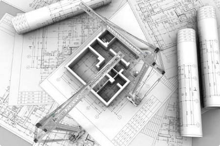 чертежи проекта здания