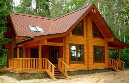 деревянный козырек