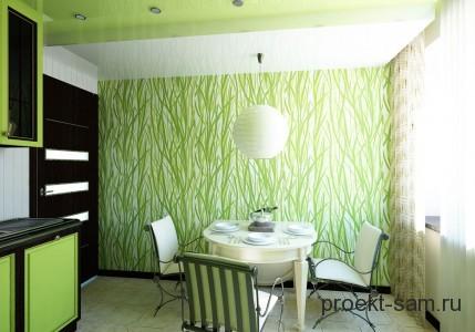 дизайн интерьера кухни 1 комнатной квартиры