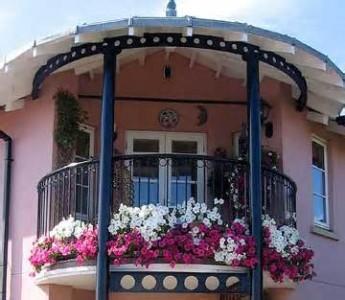 дизайн балкона дома