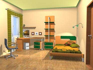 программа Дизайн Студия 3D
