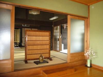 внутренний дизайн японского дома