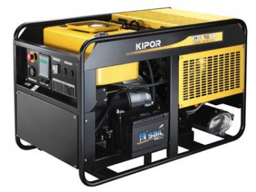 дизель-генератор высокой мощности