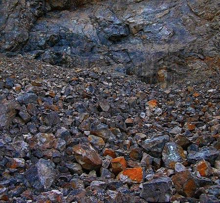 каменный карьер