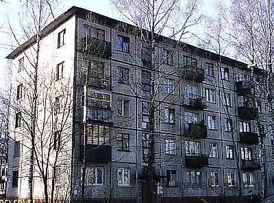 5 этажный дом хрущевка