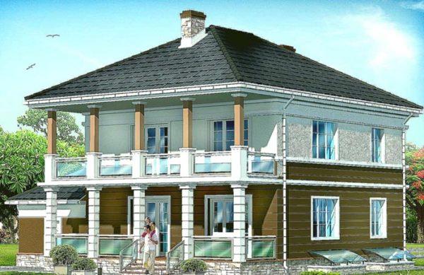 терраса и балкон