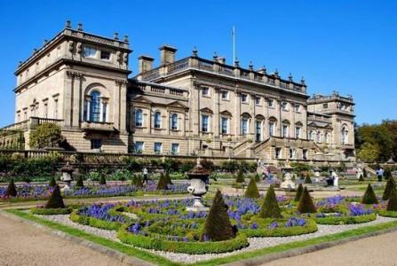 дворец в стиле барокко
