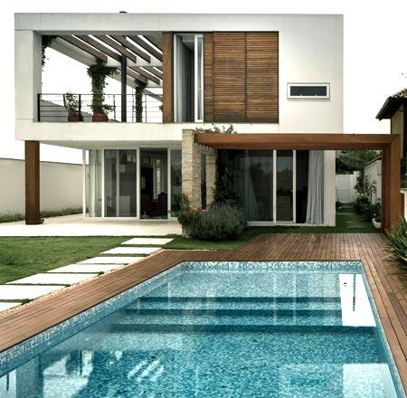двухэтажный дом студия