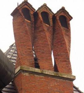 вентиляционный дымоход в доме