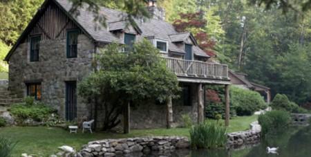 экологичный дом из камня