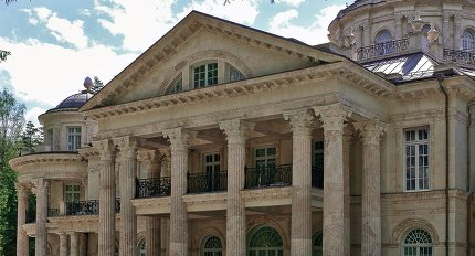 фото элитного частного дома