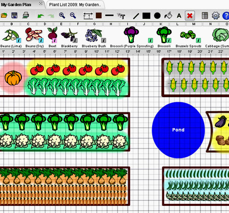 программа Garden Planner