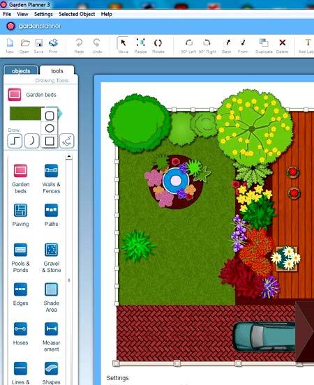 Garden Planner 3