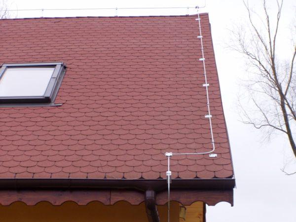 конструкция на крыше