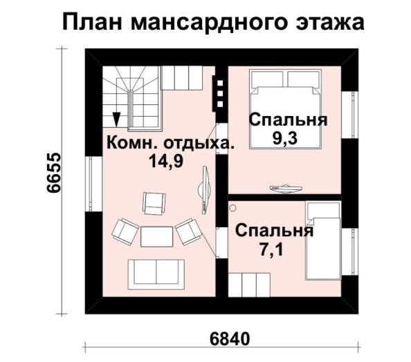 мансардный этаж