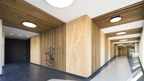 два коридора
