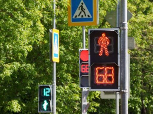Регулирование пешеходных потоков