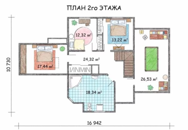 этаж 2