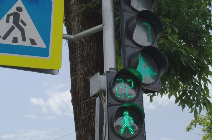 Установленные светофоры